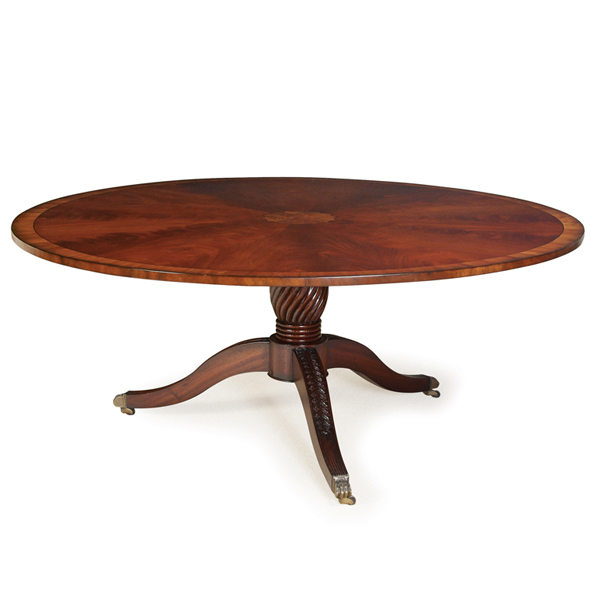 Picture of: Antique dining table image