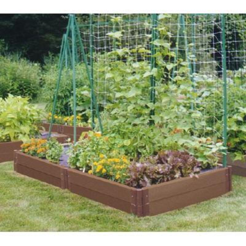 Beautiful Best Vegetable Garden Layout