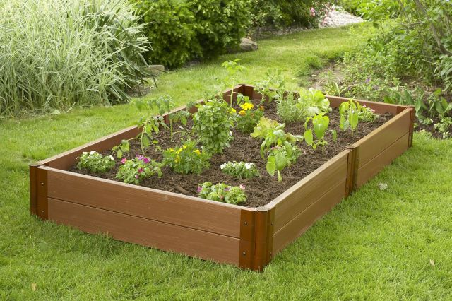 Picture of: ideas Raised Vegetable Garden Layout