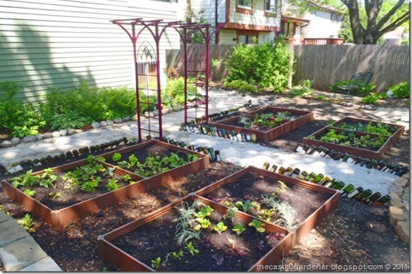 Best Planting Vegetable Garden