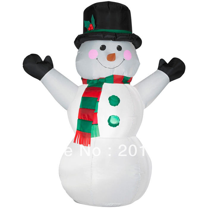 Image of: decorations cheap christmas yard inflatable outdoor