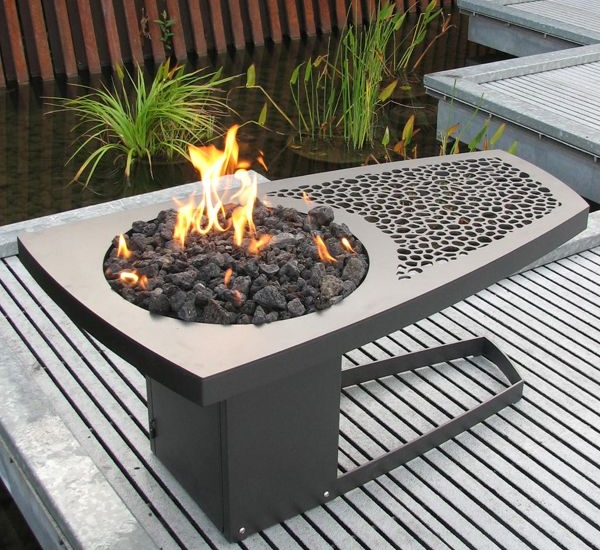 Picture of: fire pit tables in design