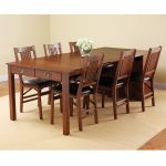 Furniture Expandable Dining Room Table