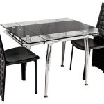 Glass Expandable Dining Room Table Ideas