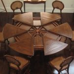 Photo Of Expandable Dining Room Table