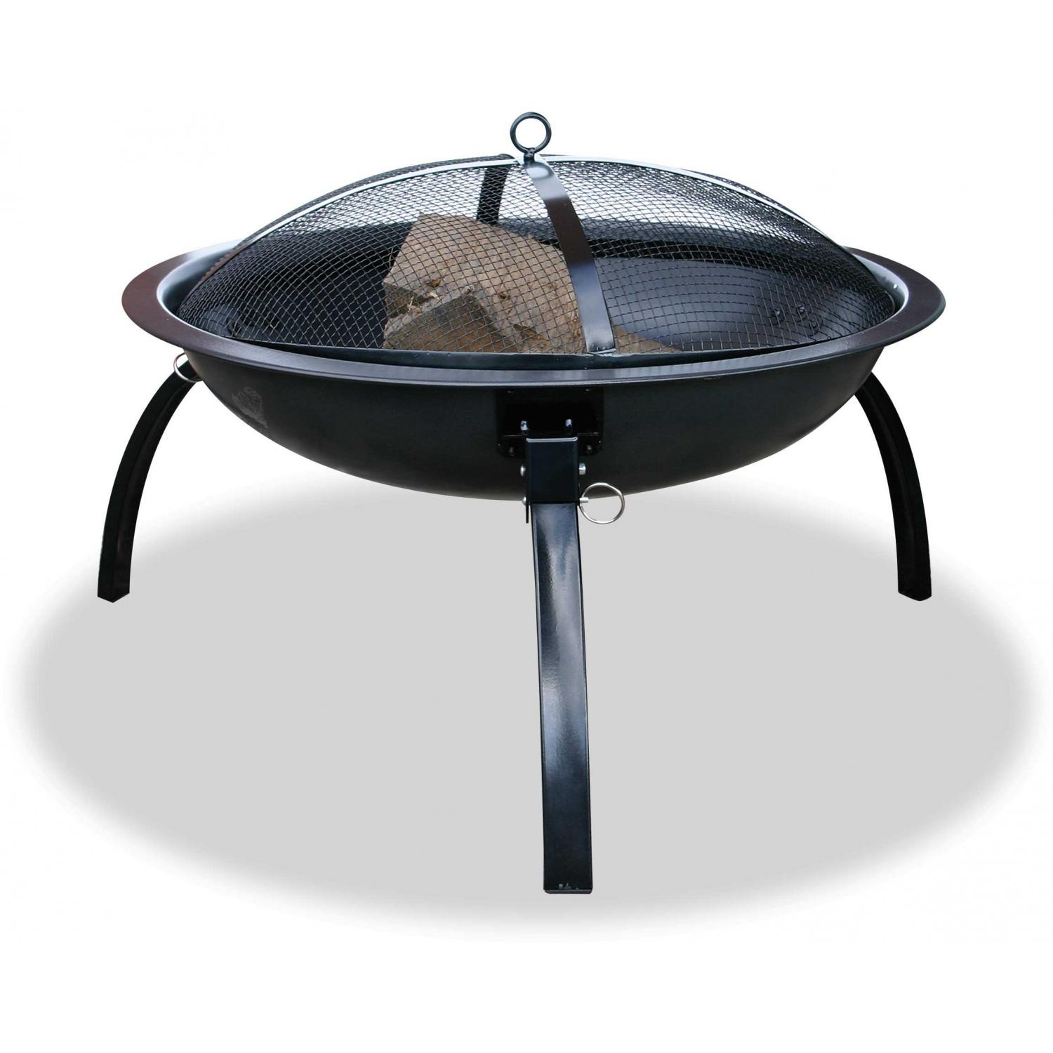 Image of: Portable Fire Pit