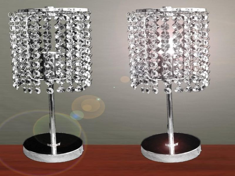 Image of: Beautiful Bedside Table Lamps