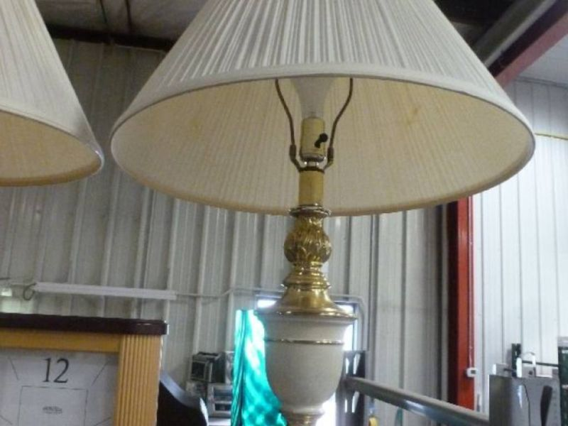 Battery Operated Table Lamp Photo
