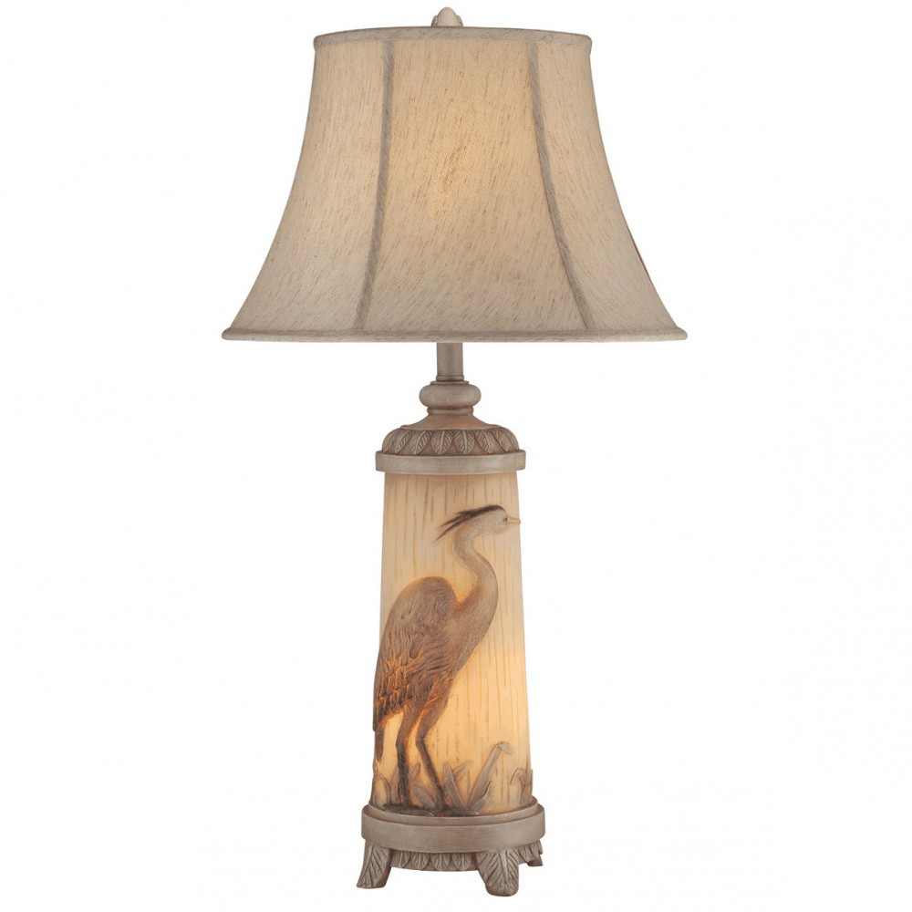 Picture of: Beach and nautical table lamps