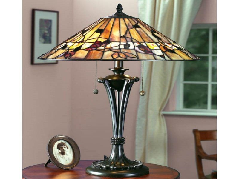 Bernwood Tiffany Table Lamps