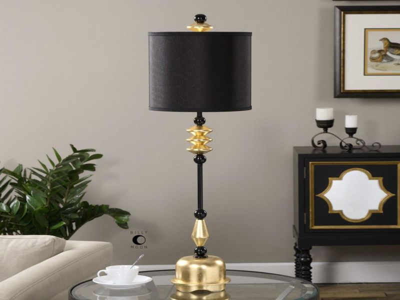 Picture of: Elegant Buffet Table Lamps