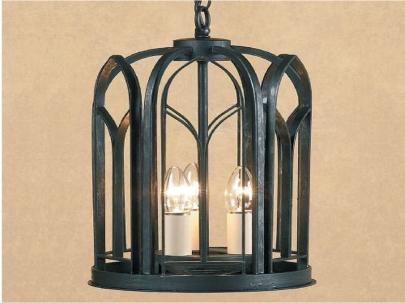 Image of: Lantern Table Lamp Furniture