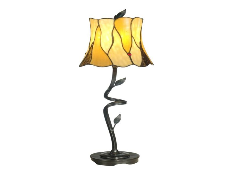 Image of: Tiffany Buffet Table Lamps