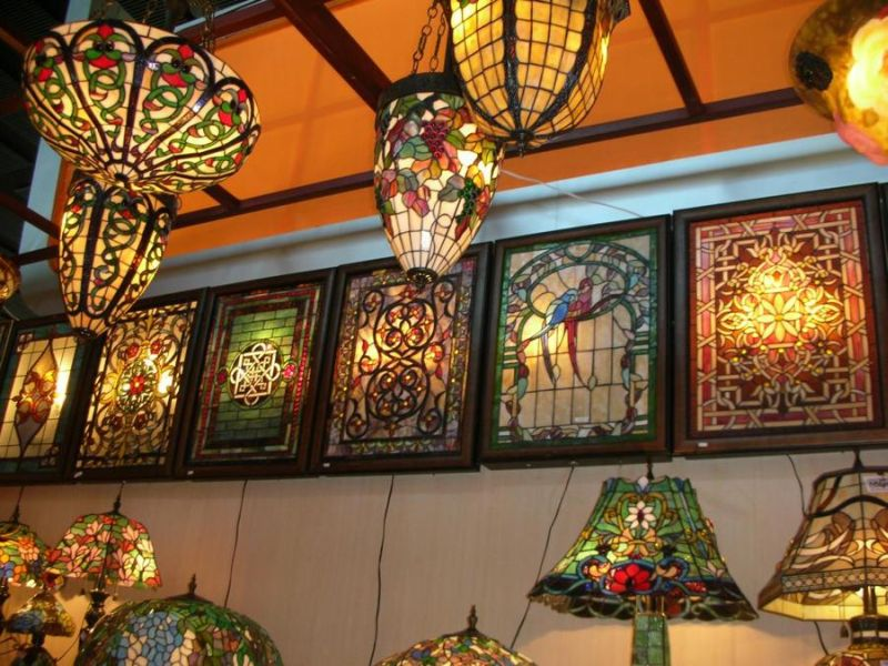 Picture of: Tiffany Table Lamps For Indoor