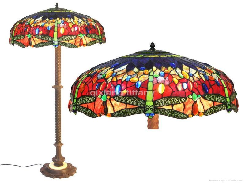 Picture of: Tiffany Table Lamps Image