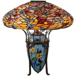 Tiffany Table Lamps Stained Glass