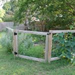Vegetable Garden Fence Ideas