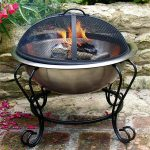 Ideas Portable Outdoor Fire Pit