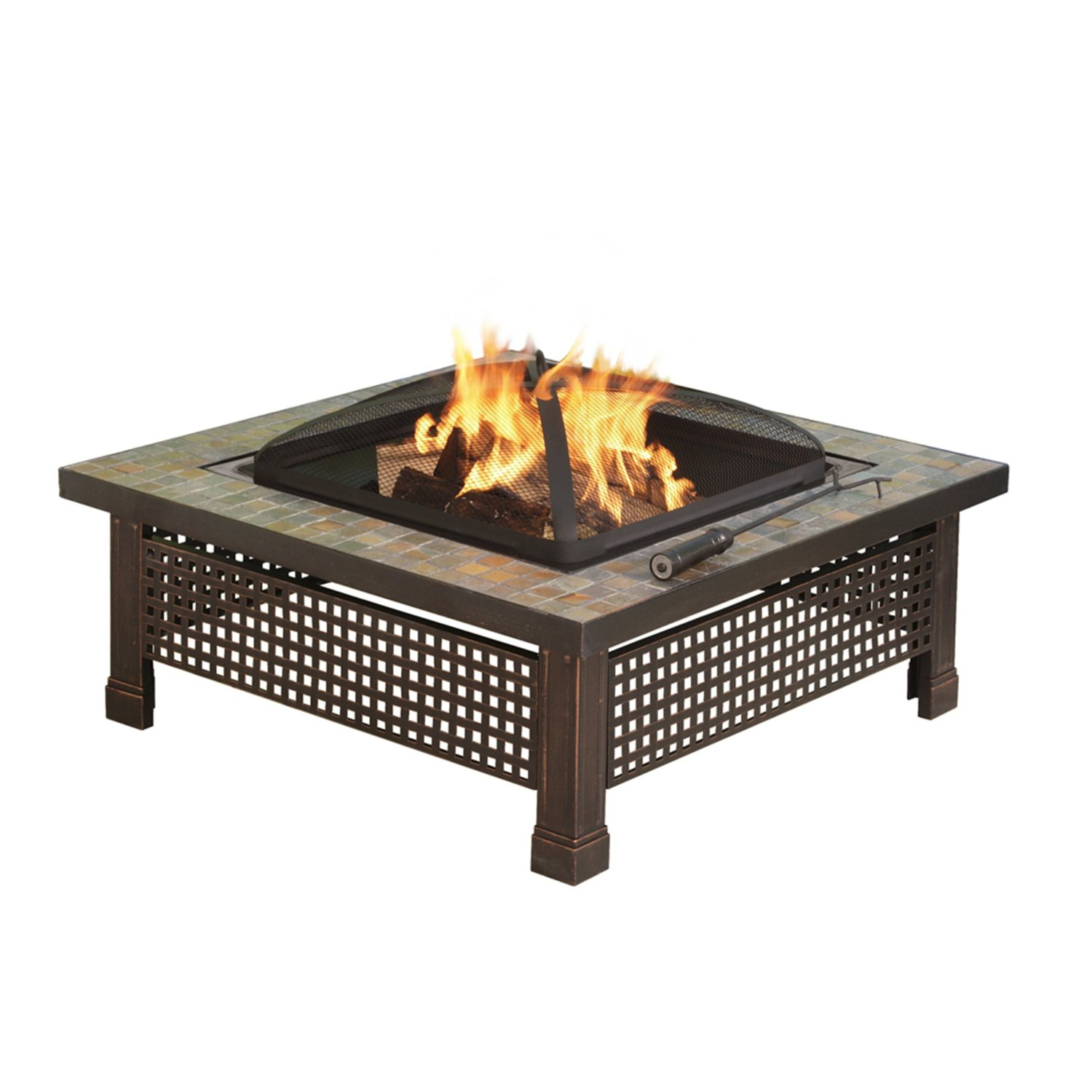 Picture of: modern portable outdoor fire pit