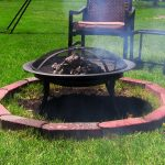 simple portable outdoor fire pit