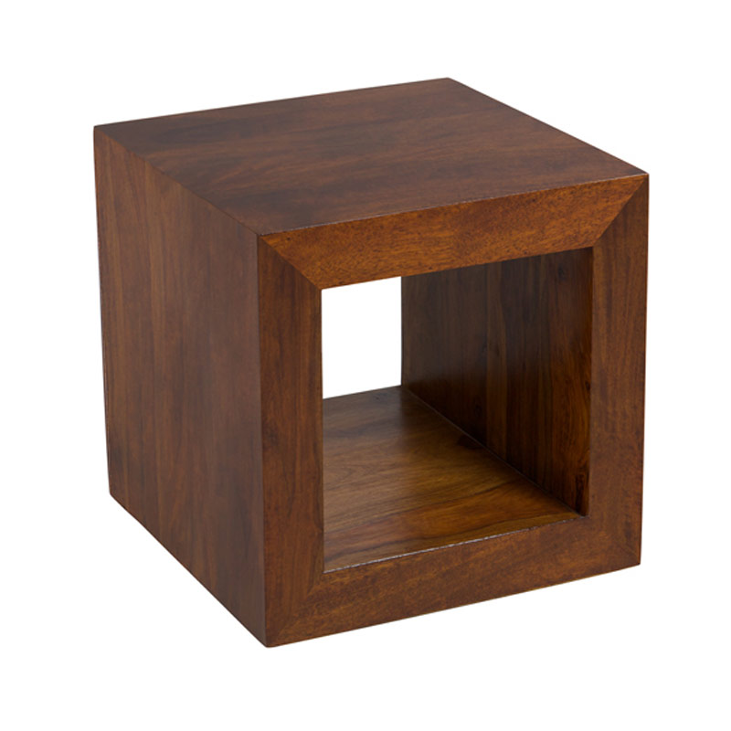 Image of: Mango Wood Coffee Table Homebase In Door