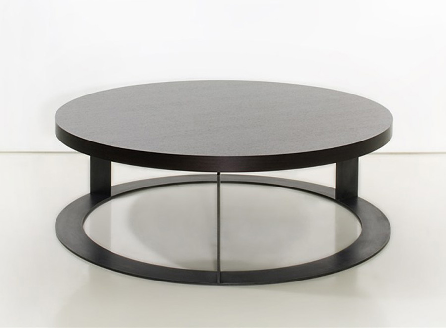 Image of: Round Coffee Tables Metal