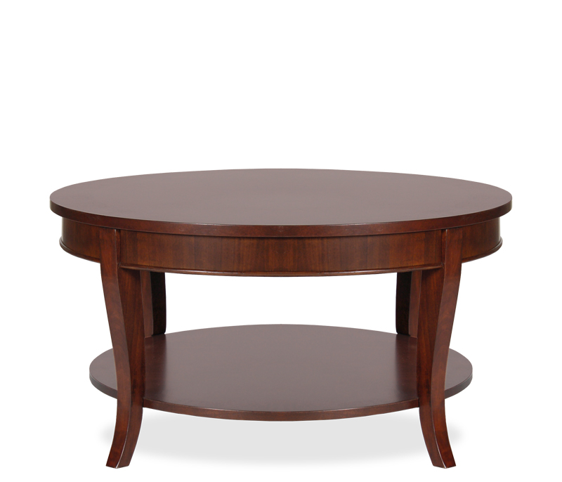 Image of: Round Coffee Tables Modern Design
