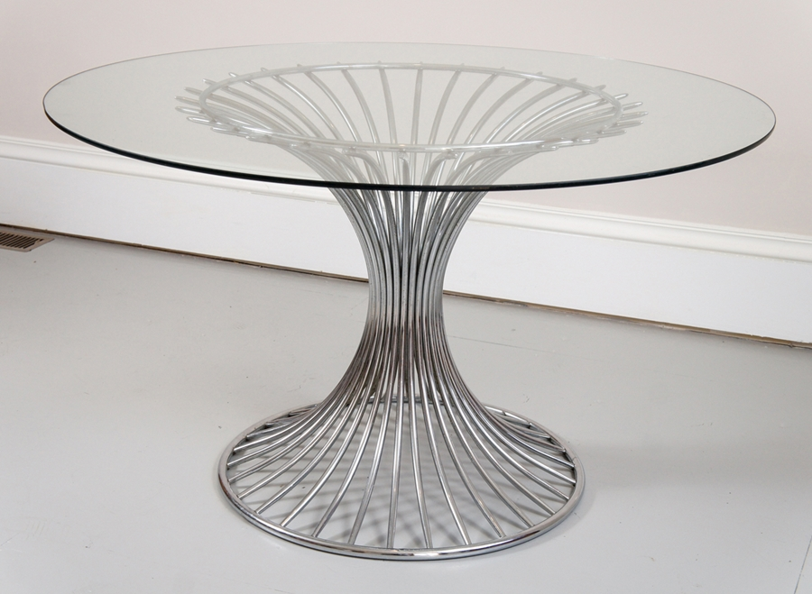 Image of: Round Plexiglass Table Top Replacement