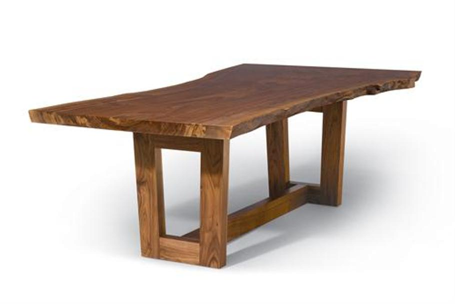 Image of: Solid wood table tops Houston