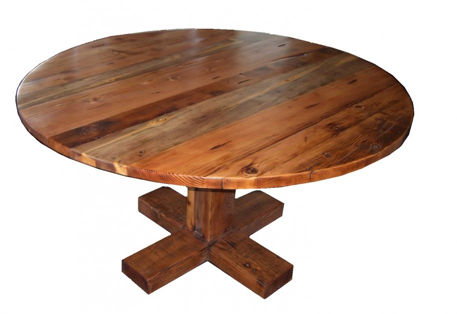 Image of: solid wood commercial table tops