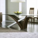 Big Round Dining Tables Contemporary