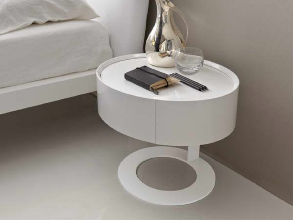 Picture of: Contemporary Bedside Tables Plan