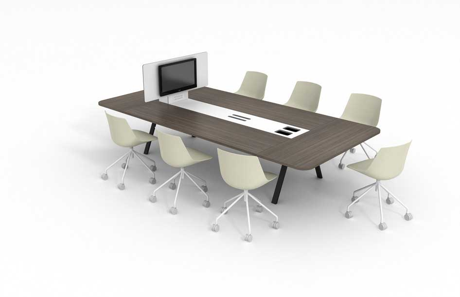 Image of: Contemporary Conference Tables Office