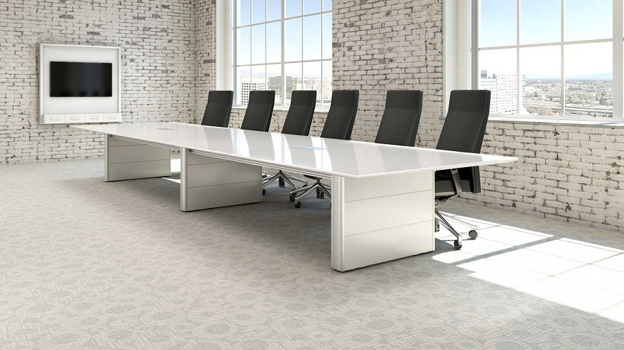 Picture of: Contemporary Conference Tables White