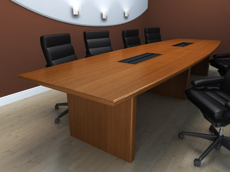 Contemporary Conference Tables Wood