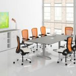Contemporary Conference Tables And Chairs