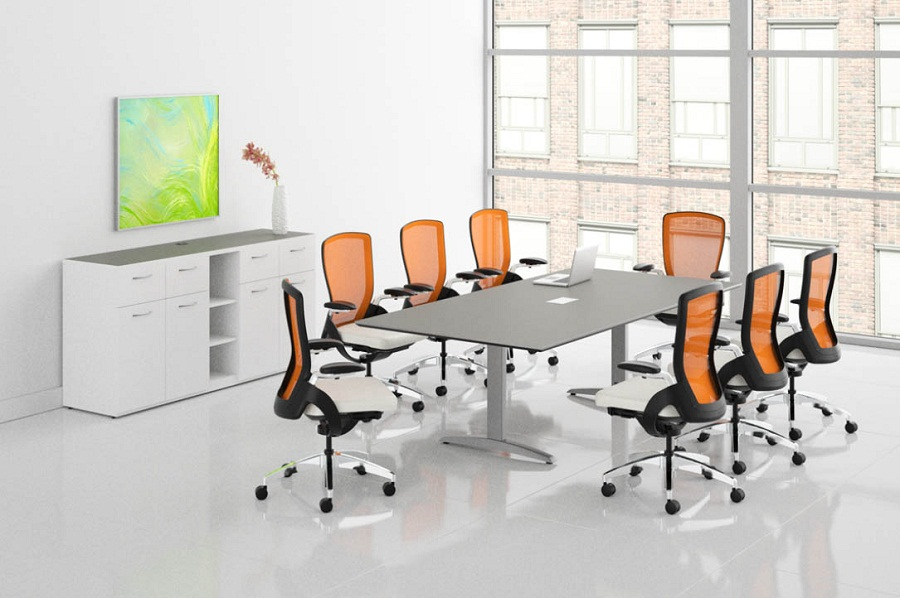 Picture of: Contemporary Conference Tables and Chairs