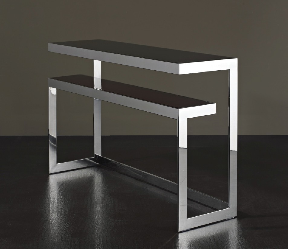 Picture of: Contemporary Console Tables Material