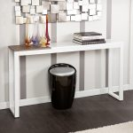 Contemporary Console Tables White
