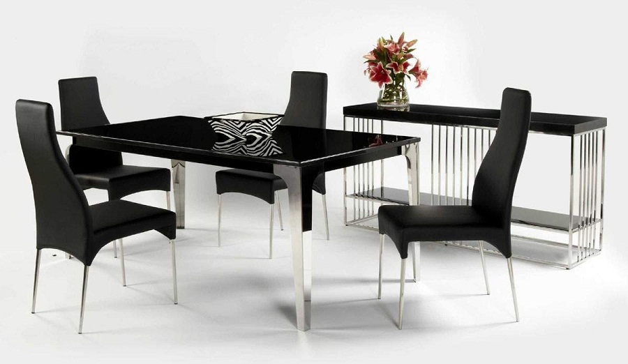 Picture of: Contemporary Dining Table Sets 2017