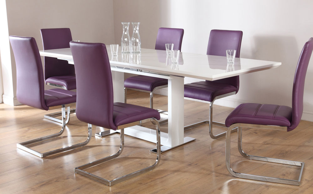 Picture of: Contemporary Dining Table Sets Color