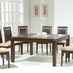 Contemporary Dining Table Sets Wood