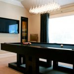 Contemporary Pool Table Lights For Parties
