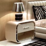 Contemporary Side Tables Bedroom