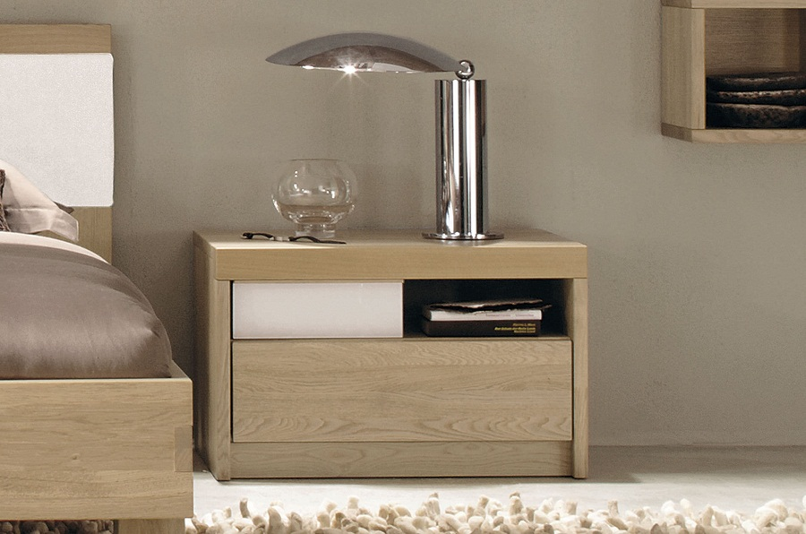 Image of: Contemporary Side Tables Drawers
