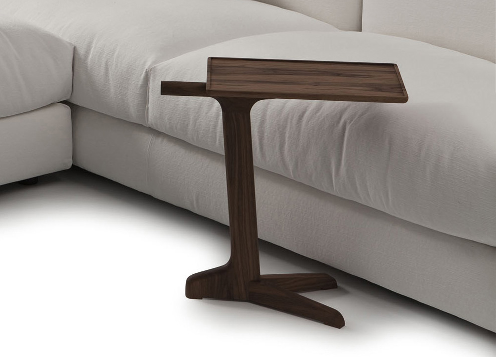 Image of: Contemporary Side Tables Wood