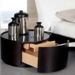Contemporary Side Tables With Storage