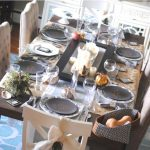 Contemporary Square Tablecloths