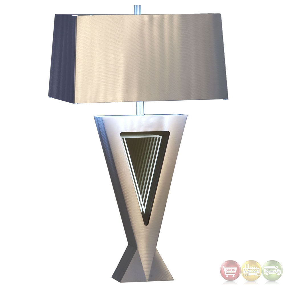 Picture of: Contemporary table lamp for floor