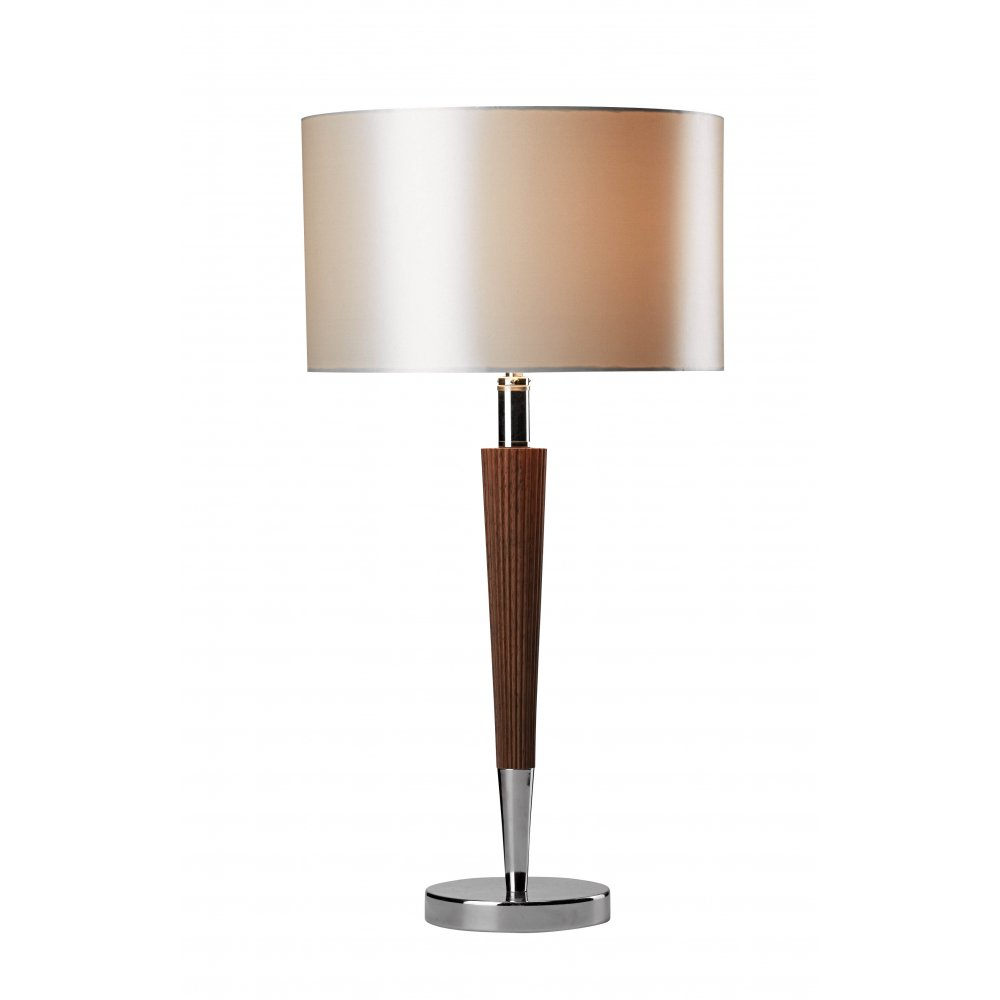Picture of: Contemporary table lamp shades